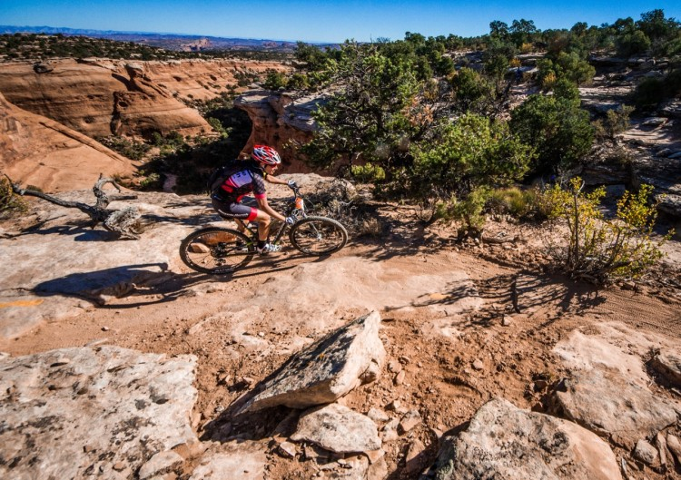 A Personal Account: Moab Rocks Stage Race