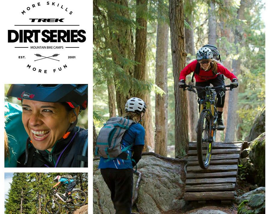 Ladies Trek Dirt Series Camp in Mammoth, CA Anyone??