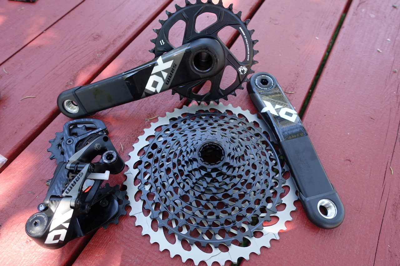 Sram Eagle Review:  Do you need 12 speed?