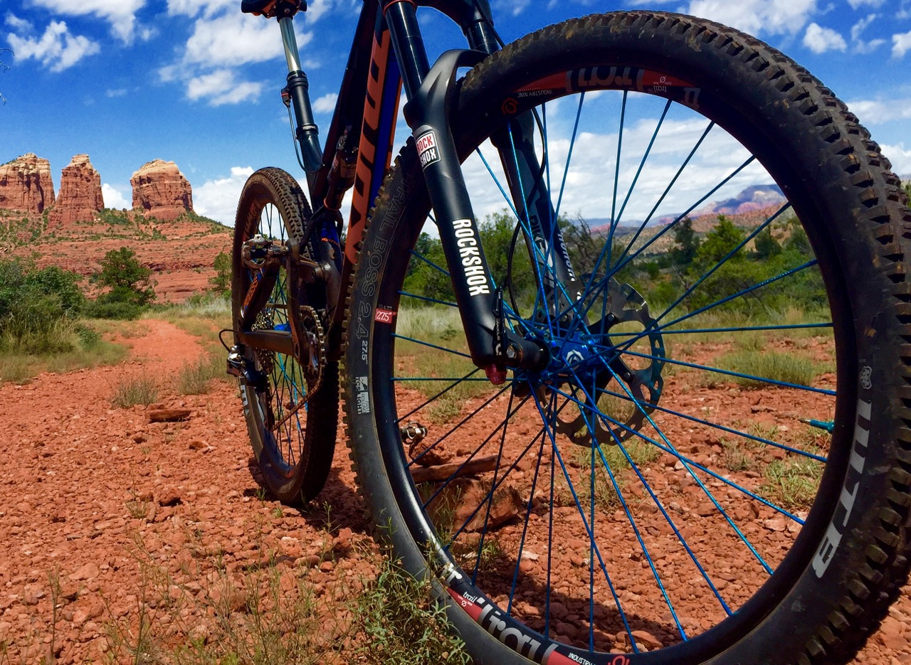 Wider Not Always Better: Rim and Tire Choices