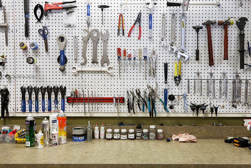Top Tools for Your Home Bike Shop